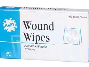 Hart Health Wound Wipes