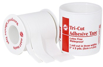 "Hart Health Waterproof Adhesive Tape 2""x5 Yards - Spools"