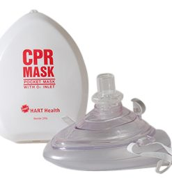 Hart Health CPR Pocket Mask