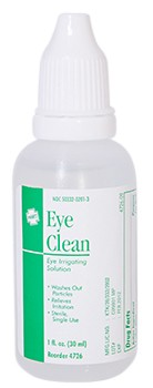 Hart Health Eye Clean Solution