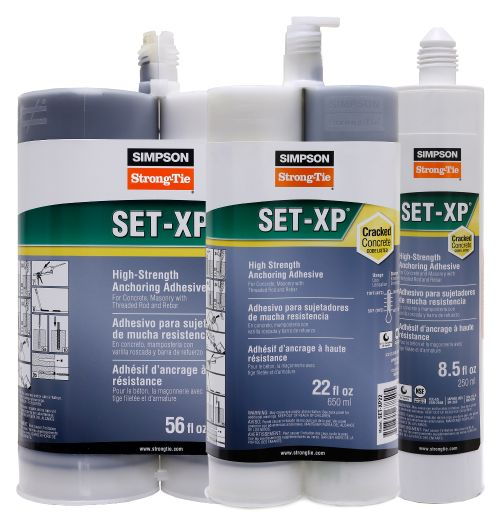 Set Xp 174 High Strength Epoxy Adhesive Safety Supplies Unlimited