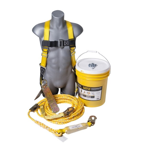 GUARDIAN: Bucket of Safe-Tie - Safety Supplies Unlimited
