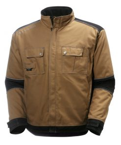Helly Hansen: 76040 Chelsea Jacket 779 Timber/Black