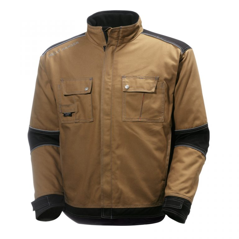 Helly Hansen: 76040 Chelsea Jacket 779 Timber/Black
