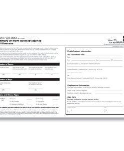 Form 300 osha pdf