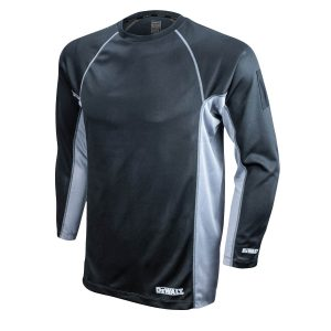 DEWALT NON-RATED TWO TONE PERFORMANCE LONGSLEEVES