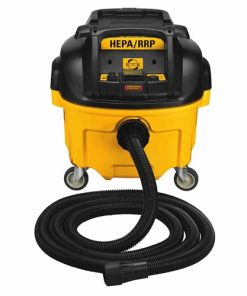 DWV010 8 GALLON WET/DRY HEPA/RRP DUST EXTRACTOR