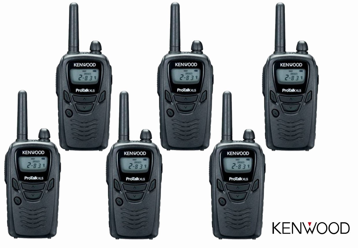 Kenwood Radios │ Safety Supplies Unlimited