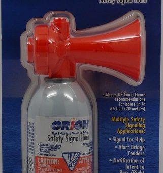 Safety Air Horn Jr, 6 oz