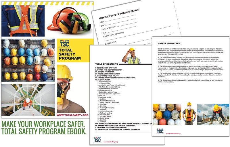 Total Safety EBook inside pages